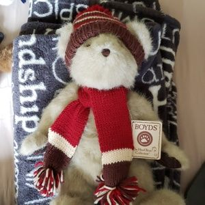 Mallow Cocobeary-Boyds Bear(Retired)